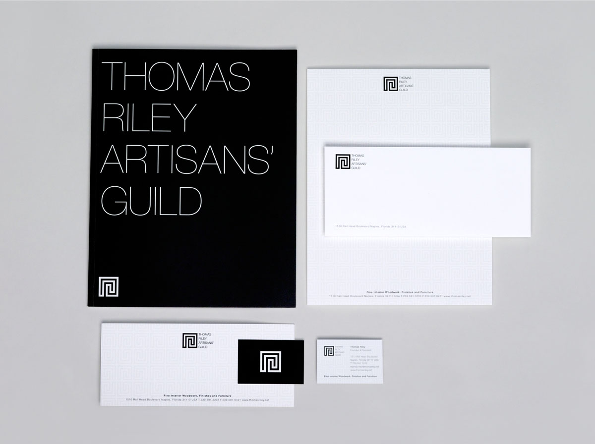 logo design branding and stationery set