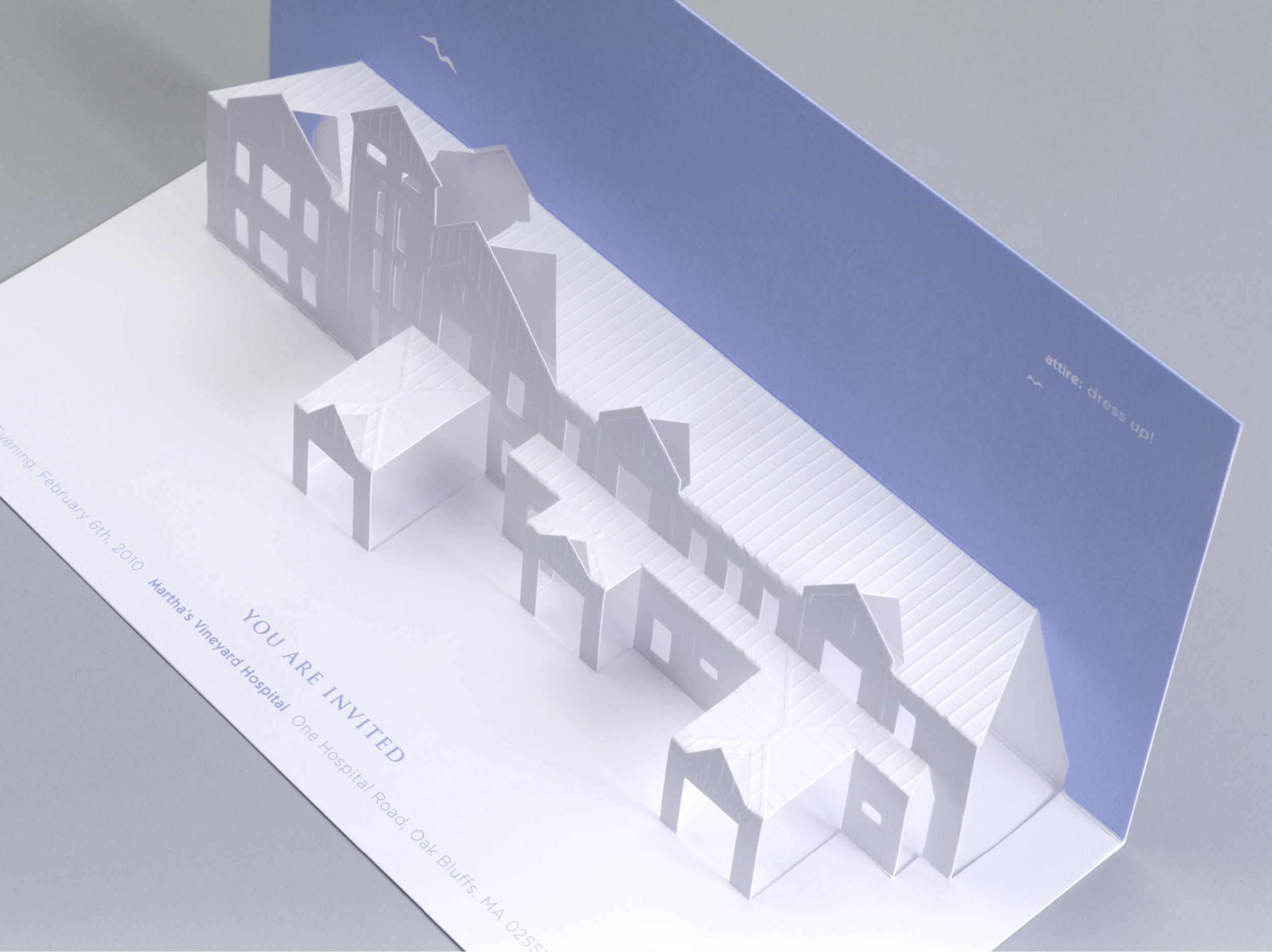 award winning invitation design